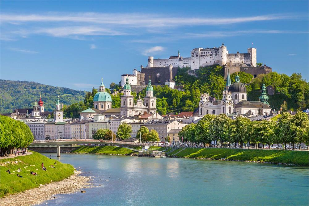 The Mozart and Festival City of Salzburg